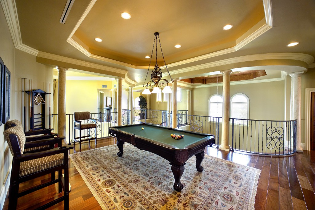 Entertainment Room Gallery Budron Homes
