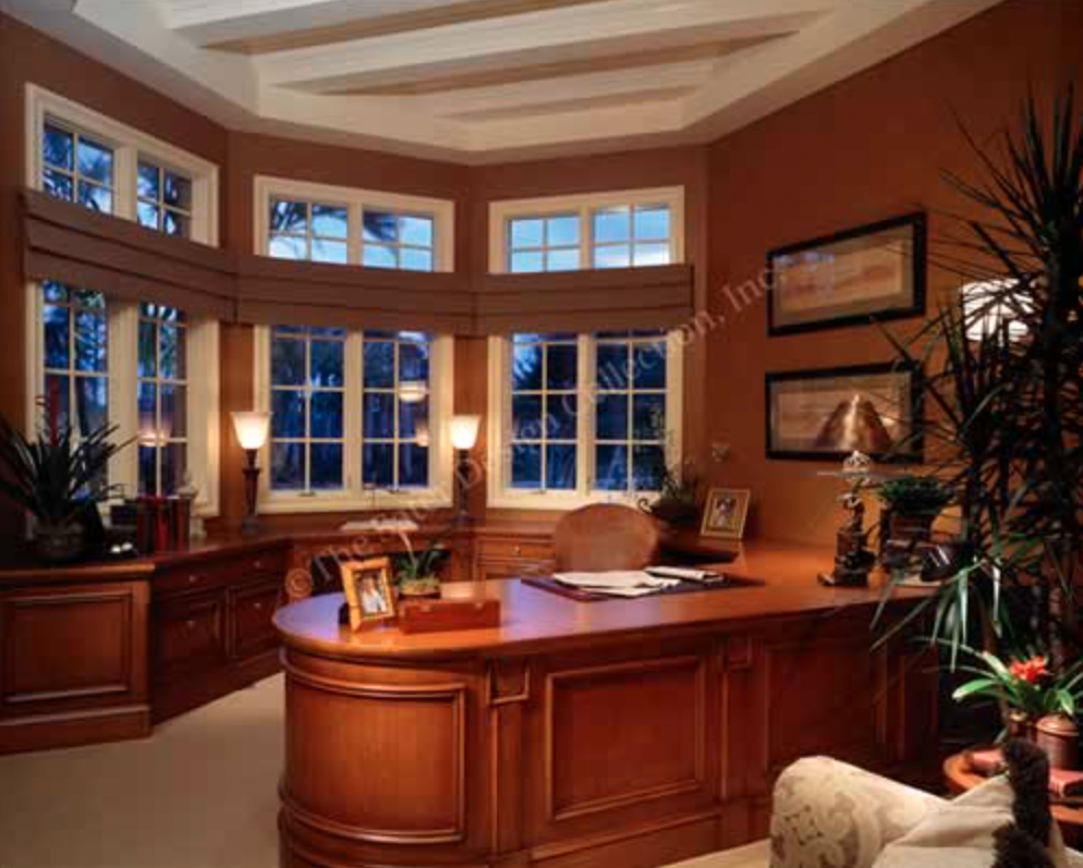 Dens Amp Home Offices Gallery Budron Homes