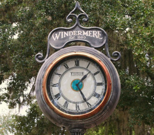 Windermere Clock