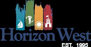 Horizon West logo