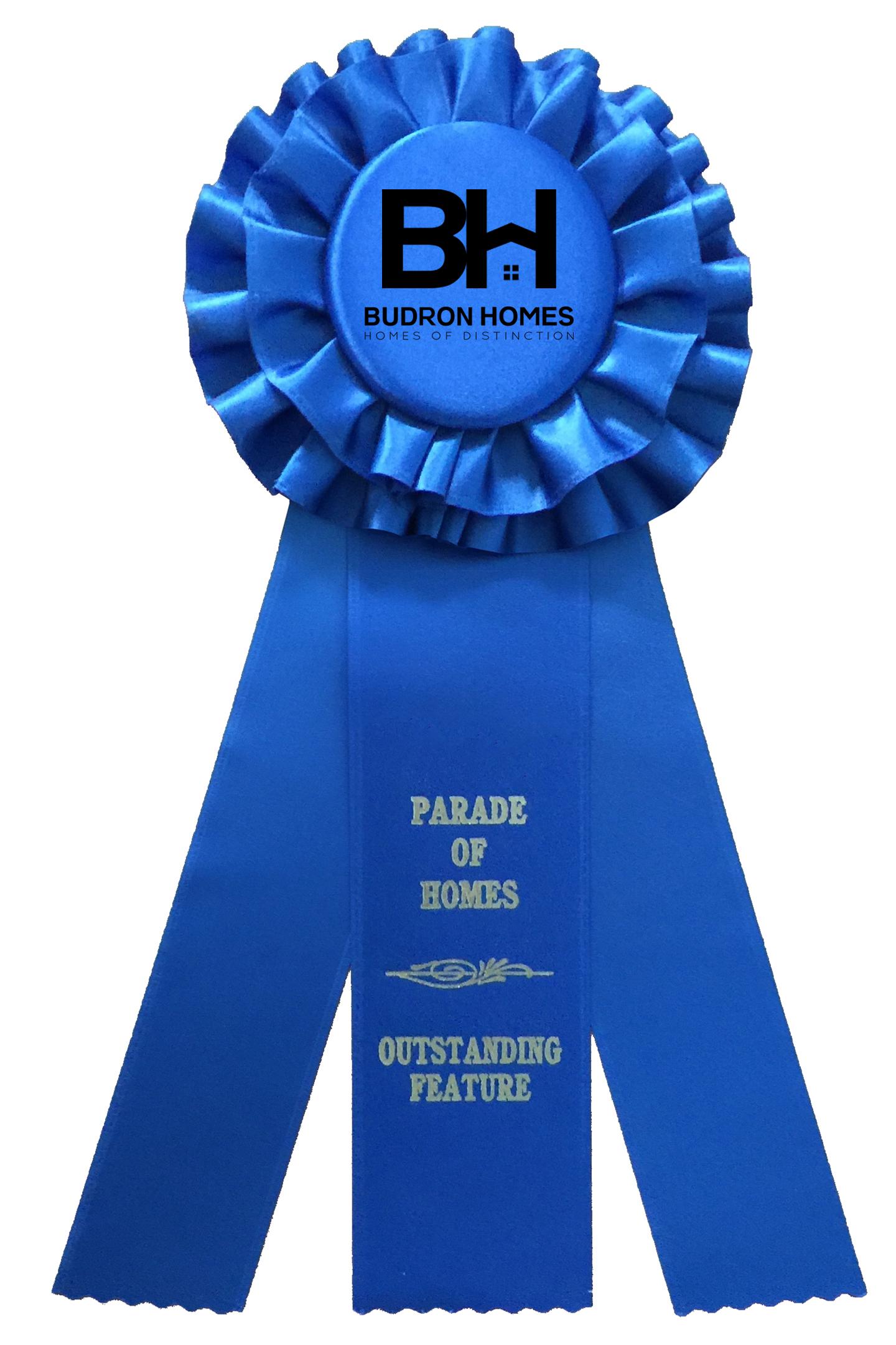 Image of Parade of Homes award