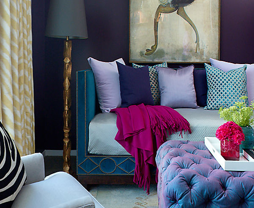 Decorating Your Custom Home With Jewel Tones Budron Homes