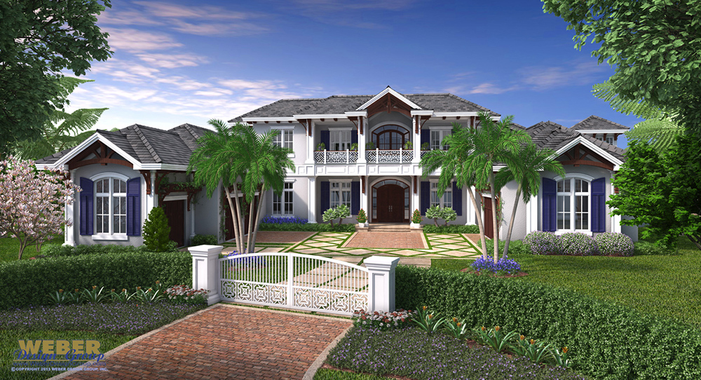 Coral Crest Budron Homes