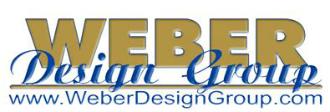 Logo for Weber Design Group