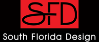 South Florida Design logo