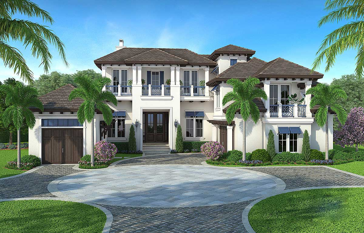 Top of the line Florida home