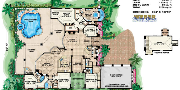 Four Seasons Las Vegas Floor Plan: Mandalay Bay Suite Floor Plans